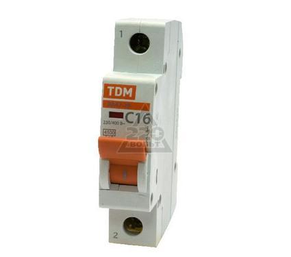 Автомат ТДМ SQ0206-0067