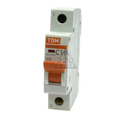Автомат ТДМ SQ0206-0136