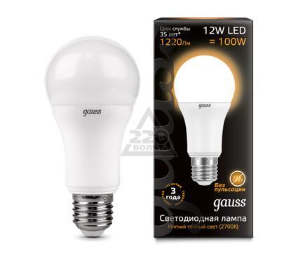 Лампа светодиодная GAUSS LD102502112