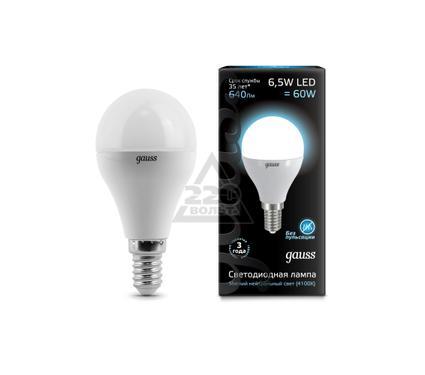 Лампа светодиодная GAUSS 105101207