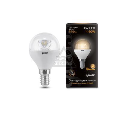 Лампа светодиодная GAUSS 105201104