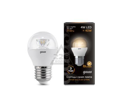 Лампа светодиодная GAUSS 105202104