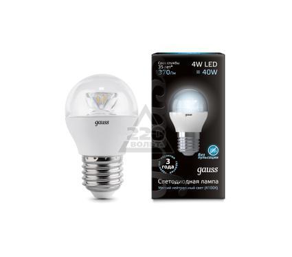 Лампа светодиодная GAUSS 105202204