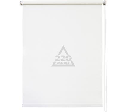 Рулонная штора УЮТ 100х175 Плайн белый
