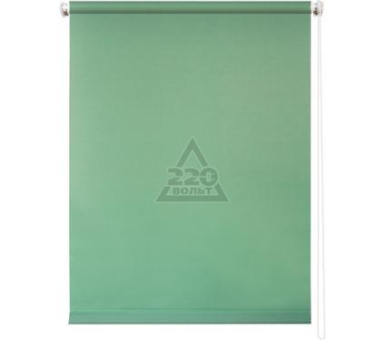 Рулонная штора УЮТ 140х175 Плайн светло-зеленый