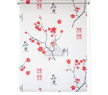 Рулонная штора УЮТ 70х175 Япония белый