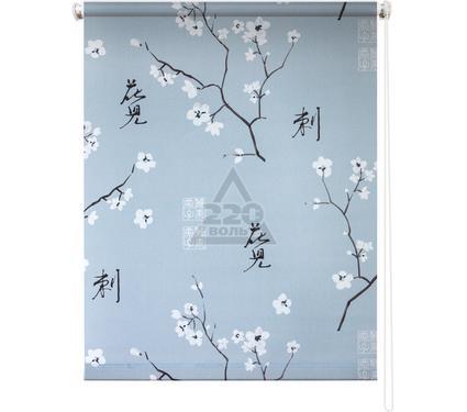 Рулонная штора УЮТ 60х175 Япония серый