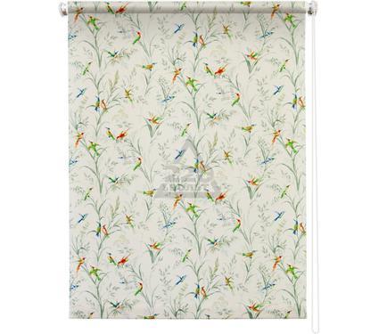 Рулонная штора УЮТ 160х175 Парадиз белый