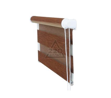 Рулонная штора УЮТ 60х160 Канзас коричневый