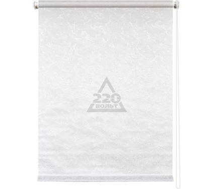 Рулонная штора УЮТ 80х175 Фрост белый