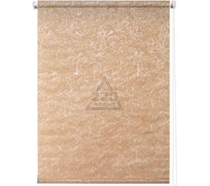 Рулонная штора УЮТ 80х175 Фрост коричневый