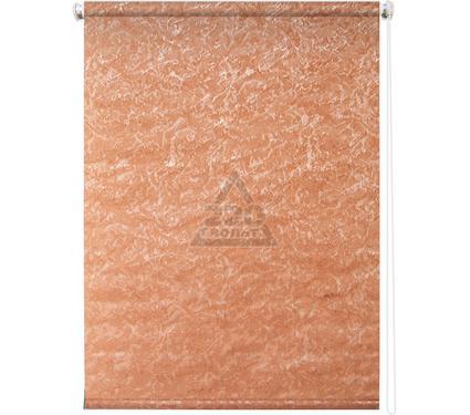 Рулонная штора УЮТ 90х175 Фрост оранж