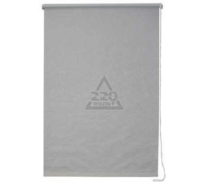 Рулонная штора УЮТ 140х175 Фрост серый