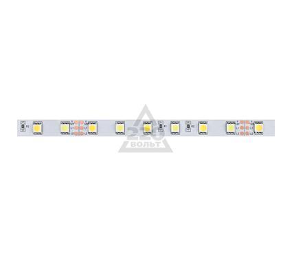 Лента светодиодная UNIEL ULS-5050-60LED/m-10mm-IP20-DC12V-14,4W/m-5M-MW Гибкая