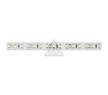 Лента светодиодная UNIEL ULS-2835-120LED/m-10mm-IP68-DC12V-19,2W/m-5M-WW