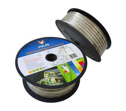 Лента светодиодная VOLPE ULS-Q325 2835-60LED/m-10mm-IP67-220V-6W/m-50M-WW