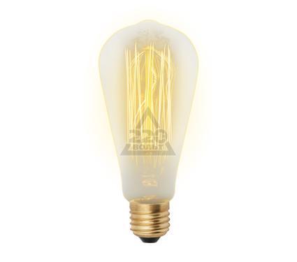 Лампа накаливания UNIEL VINTAGE IL-V-ST64-60/GOLDEN/E27 VW02