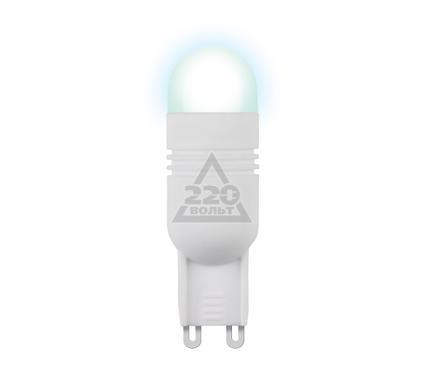 Лампа светодиодная UNIEL LED-JCD-2,5W/WW/G9/FR CRZ02WH