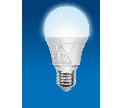Лампа светодиодная VOLPE LED-A60-8W/WW/E27/FR/S