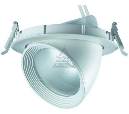 Светильник встраиваемый UNIEL ULK-M01G-30W/NW WHITE