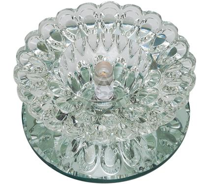 Светильник встраиваемый FAMETTO DLS-F124 G4 GLASSY/CLEAR