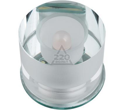 Светильник встраиваемый FAMETTO DLS-L114 G9 GLASSY/CLEAR