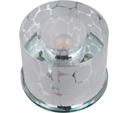 Светильник встраиваемый FAMETTO DLS-L115 G9 GLASSY/CLEAR