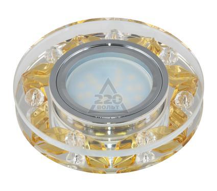Светильник встраиваемый FAMETTO DLS-P103 GU5.3 CHROME/GOLD