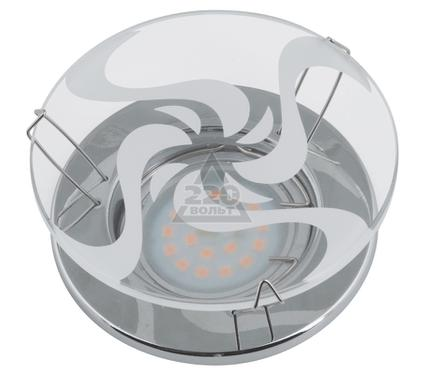 Светильник встраиваемый FAMETTO DLS-S201 GU5.3 CHROME/WHITE