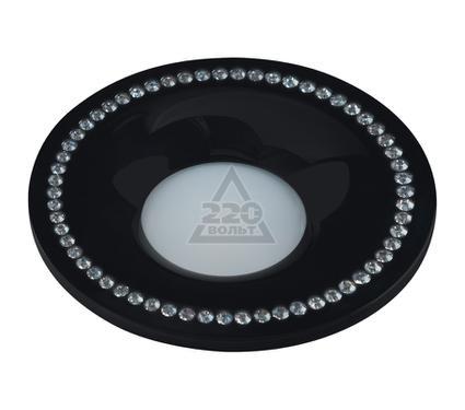 Светильник встраиваемый FAMETTO DLS-V103 GU5.3 BLACK