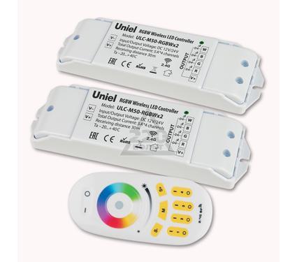 Контроллер UNIEL ULC-M50-RGBWx2 WHITE