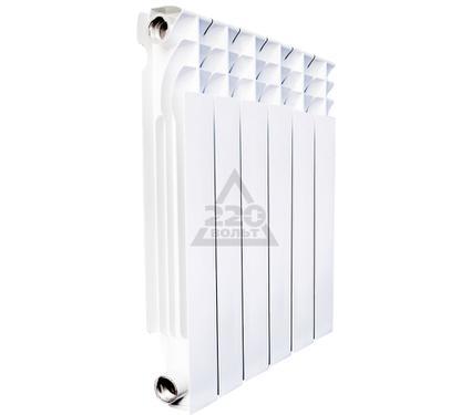 Радиатор алюминиевый APRIORI 500х80 литой 6 секций а
