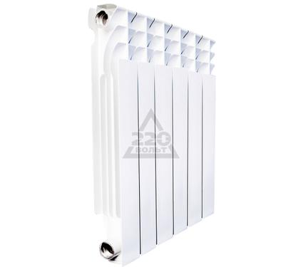 Радиатор алюминиевый APRIORI 500х80 литой 10 секций а