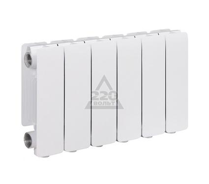 Радиатор алюминиевый ELSOTHERM AL 200х85 литой 8 секций