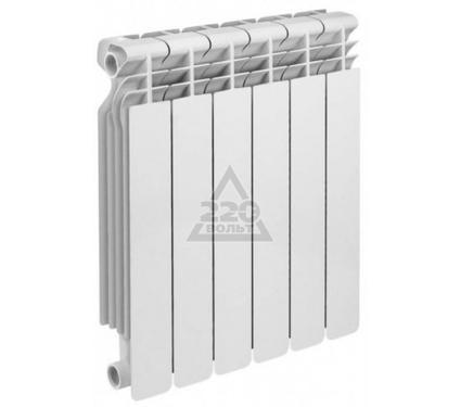 Радиатор биметаллический APRIORI 500х80 6 секций б