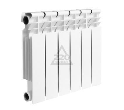 Радиатор биметаллический ELSOTHERM BM 350х80 литой 10 секции