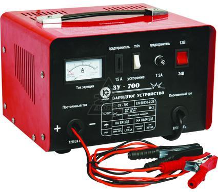 Зарядное устройство КАЛИБР ЗУ-700