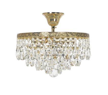 Люстра ARTI LAMPADARI Castellana E 1330601 G