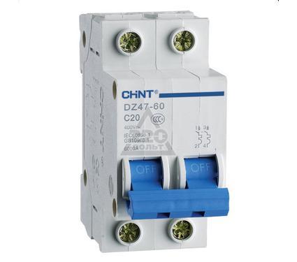 Автомат CHINT DZ47-60 187990