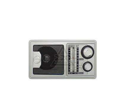 Радио ЭФИР 07 FM-AM-SW1-SW2 3В/220V пластик