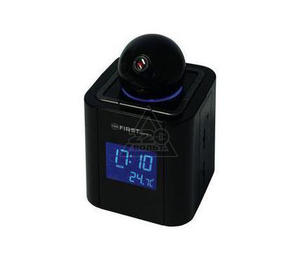 Часы-радио FIRST FA-2421 Black