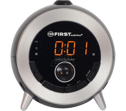 Часы-радио FIRST FA-2421-6 Black