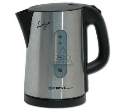 Чайник FIRST FA-5420-2 Black/with shel
