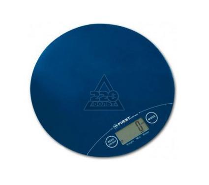 Весы кухонные FIRST FA-6400-1 Blue