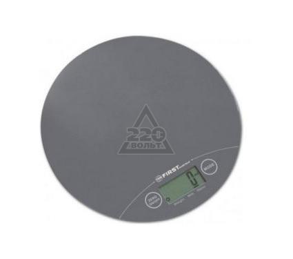 Весы кухонные FIRST FA-6400-1 Grey