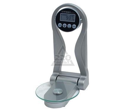 Весы кухонные FIRST FA-6408 Silver