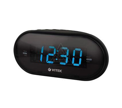 Часы-радио VITEK 6602(BK)