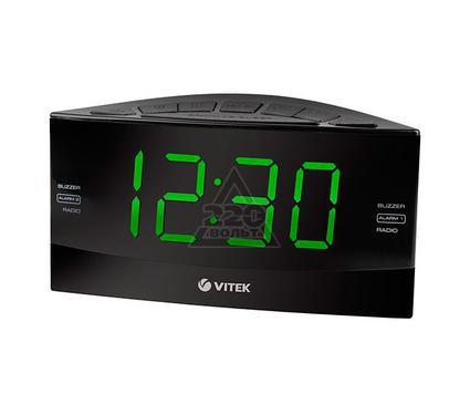 Часы-радио VITEK 6603(BK)