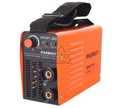 Сварочный аппарат PATRIOT SMART 200 MMA