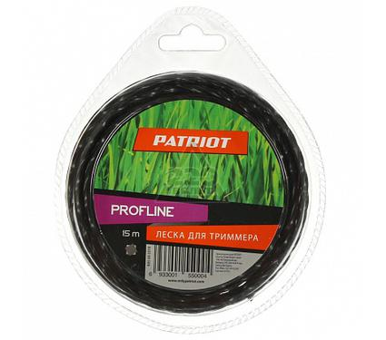 Леска для триммеров PATRIOT Profline D 2,0мм L 15м